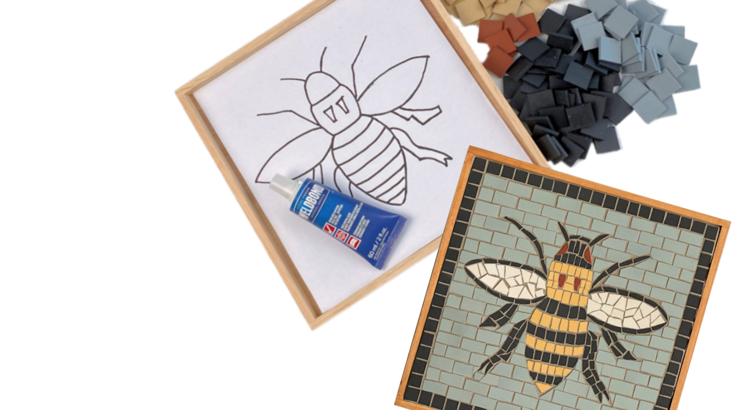 Make it Mosaic Kits