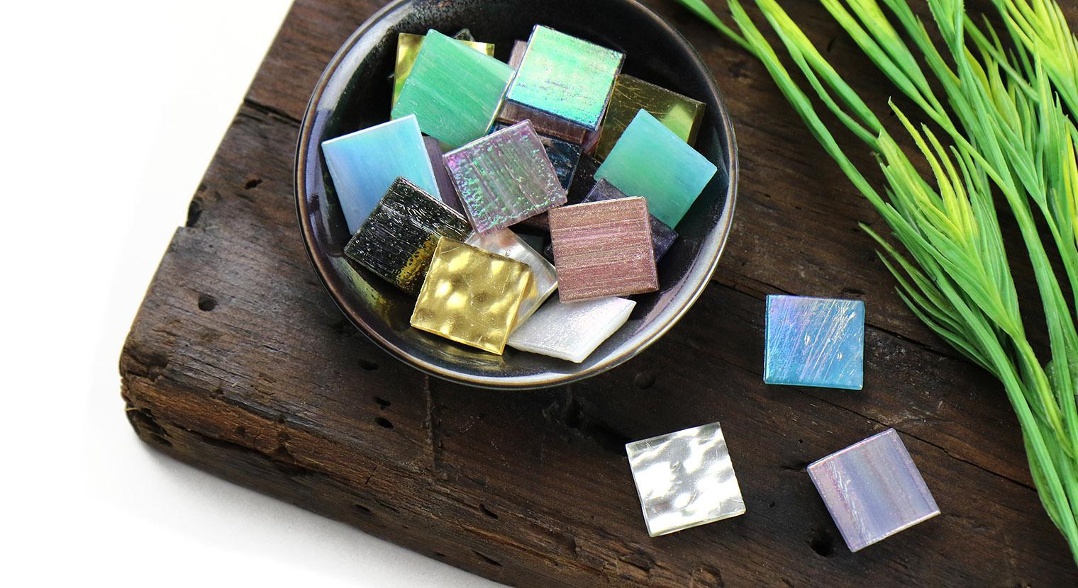 Mode Vitreous Glass Tile
