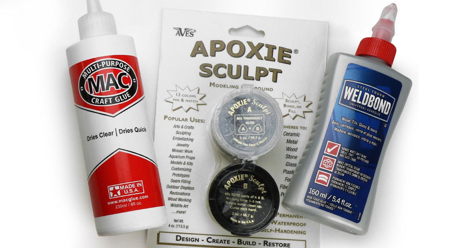 Mosaic Adhesives & More