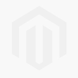 Fire Polished Millefiore - Blue Flowers Mix